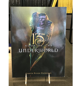 D20 System 13TH AGE BOOK OF THE UNDERWORLD