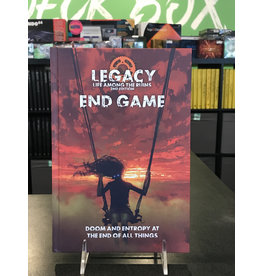 Powered by the Apocalypse LEGACY END GAME HC