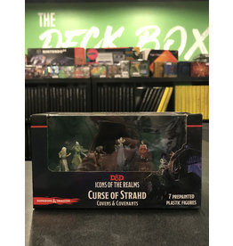D & D Minis DND ICONS: CURSE OF STRAHD COVENS/COVENANTS