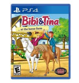 PS4 BIBI & TINA AT THE HORSE FARM  (PS4)(NEW) (PREORDER Expected Feb 23)