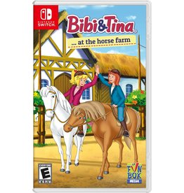 Switch BIBI & TINA AT THE HORSE FARM  (SWITCH)(NEW) (PREORDER Expected Feb 23)