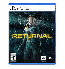 PS5 RETURNAL  (PS5)(NEW) (PREORDER Expected March 19)