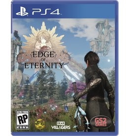 PS4 EDGE OF ETERNITY  (PS4)(NEW) (PREORDER Expected March 30)