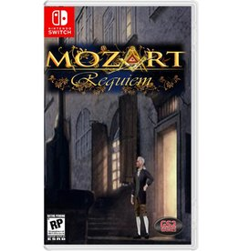 Switch MOZART REQUIEM  (SWITCH)(NEW) (PREORDER Expected March 30
