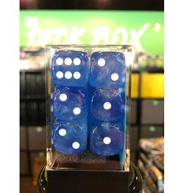 12D6 BOREALIS 12D6 SKY BLUE/WHITE 16MM