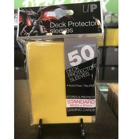 Ultra Pro Gloss UP D-PRO 50CT YELLOW