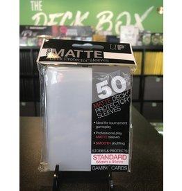 Ultra Pro Matte UP D-PRO PRO-MATTE CLEAR 50CT