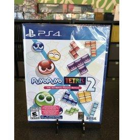 PS4 PUYO PUYO TETRIS 2 LAUNCH EDITION  (PS4)(NEW)