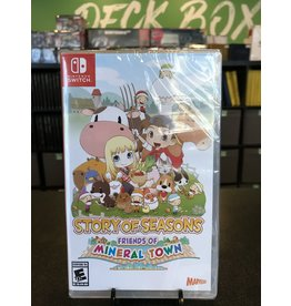 Switch Story of Seasons: Friends of Mineral Town  (SWITCH)(NEW)