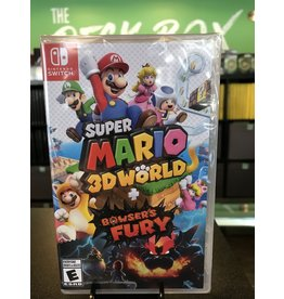 Switch SUPER MARIO 3D WORLD + BOWSERS FURY  (SWITCH)(NEW)