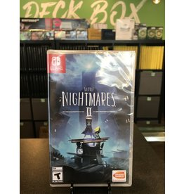 Switch LITTLE NIGHTMARES 2  (SWITCH)(NEW)