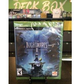 Xbox Scarlett LITTLE NIGHTMARES 2  (XBSX)(NEW)