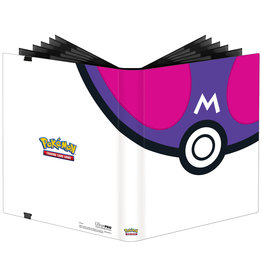 Ultra Pro UP BINDER PRO 4PKT POKEMON MASTER BALL (PREORDER EXPECTED March 30)