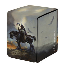 Alcove Deck Box UP D-BOX ALCOVE FLIP FINE ART DEATH DEALER (PREORDER EXPECTED May 15)