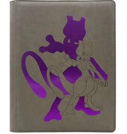 Ultra Pro UP BINDER PRO 9PKT PREMIUM POKEMON MEWTWO (PREORDER EXPECTED March 29)