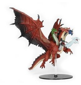 Role Playing Games DND ICONS: TIAMAT PREMIUM FIGURE (PREORDER EXPECTED March)