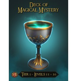 5E Compatible Books DECK OF MAGICAL MYSTERY: TIER 3 (PREORDER EXPECTED December 31)