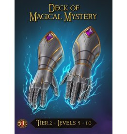 5E Compatible Books DECK OF MAGICAL MYSTERY: TIER 2 (PREORDER EXPECTED December 31)