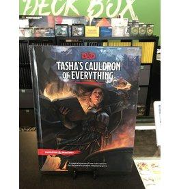 Dungeons & Dragons TASHA'S CAULDRON OF EVERYTHING HC