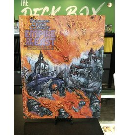 Dungeon Crawl Classics DUNGEON CRAWL CLASSICS RPG THE EMPIRE OF THE EAST
