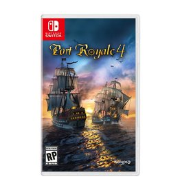 Switch PORT ROYAL 4  (SWITCH)(NEW) (PREORDER EXPECTED May 21)
