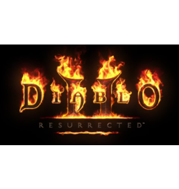 Playstation 4 DiabloII: Resurrected  (Pre Order 2021)(PS4)(NEW)