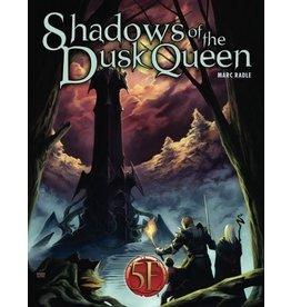 5E Compatible Books SHADOWS OF THE DUSK QUEEN (5E) REPRINT (PREORDER EXPECTED June 15)