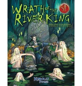 5E Compatible Books WRATH OF THE RIVER KING 5E (PREORDER EXPECTED June 15)