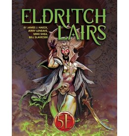 5E Compatible Books ELDRITCH LAIRS 5E (PREORDER EXPECTED June 15)