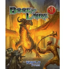 5E Compatible Books BOOK OF LAIRS (5E) (PREORDER EXPECTED June 15)
