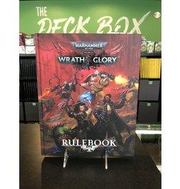 Warhammer RPG WARHAMMER 40K RPG WRATH AND GLORY RULEBOOK REVISED