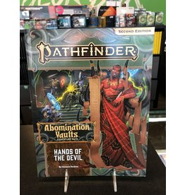 Pathfinder 2E PF164 ABOMINATION VAULTS 2: HANDS OF THE  DEVIL