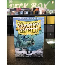 Dragon Shield DRAGON SHIELD SLEEVES MATTE MINT 100CT