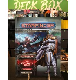 Starfinder SF37 FLY FREE OR DIE 4: THE WHITE GLOVE AFFAIR