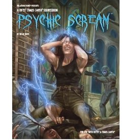 Rifts RIFTS CHAOS EARTH: PSYCHIC SCREAM (PREORDER EXPECTED May 15)