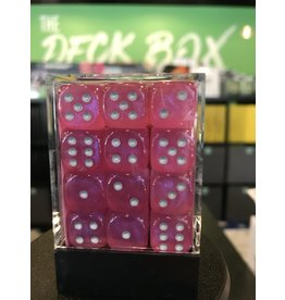 36D6 BOREALIS 36D6 PINK/SILVER 12MM