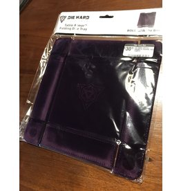 Rolling Tray DIE HARD CASTLE MAGNETIC SQUARE TRAY PURPLE