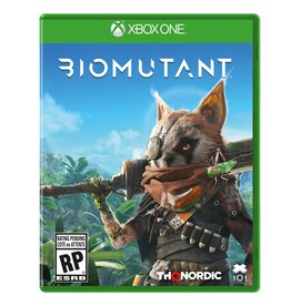 Xbox One BIOMUTANT ATOMIC EDITION (XBONE)(NEW)  (PREORDER EXPECTED May 25)