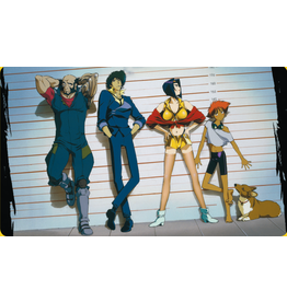Play Mat COWBOY BEBOP PLAYMAT THE S SUSPECTS (PREORDER EXPECTED April 20)