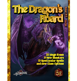 5E Compatible Books THE DRAGON'S HOARD #3  (PREORDER EXPECTED May 15)