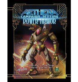 5E Compatible Books POWER ARMOR 5E  (PREORDER EXPECTED April 15)