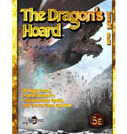 5E Compatible Books THE DRAGON'S HOARD #4  (PREORDER EXPECTED May 15)