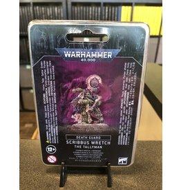 Warhammer 40K Scribbus Wretch, the Tallyman