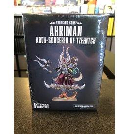 Warhammer 40K AHRIMAN ARCH-SORCERER OF TZEENTCH