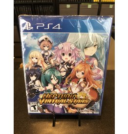 PS4 NEPTUNIA VIRTUAL STARS  (PS4)(NEW)