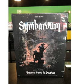 Symbaroum SYMBAROUM STARTER SET TREASURE HUNTS IN DAVOKAR