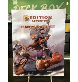 5E Compatible Books 5TH EDITION ADV: GIANT'S RAPTURE