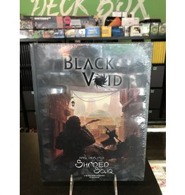 Role Playing Games BLACK VOID RPG DARK DEALINGS IN THE SHADED SOUQ