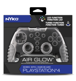 PS4 AIRGLOW CONTROLLER (PS4)(NEW)