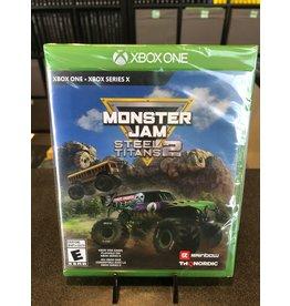 Xbox One Monster Jam Steel Titans  (XBONE)